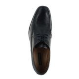 MENS NARRATE WALK BLACK LEATHER