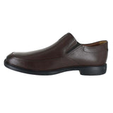 MENS UNBIZLEY LANE DARK BROWN LEATHER