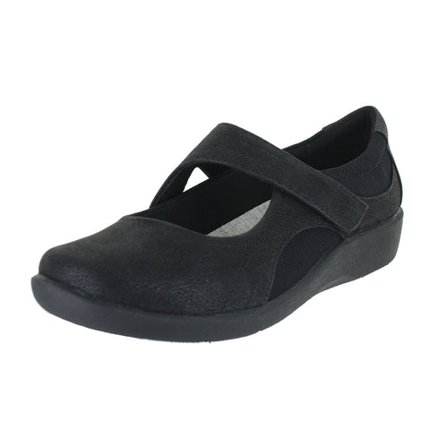 WOMENS SILLIAN BELLA BLACK