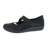 WOMENS SILLIAN BELLA WIDE BLACK