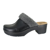 WOMENS PRESLET GROVE BLACK LEATHER