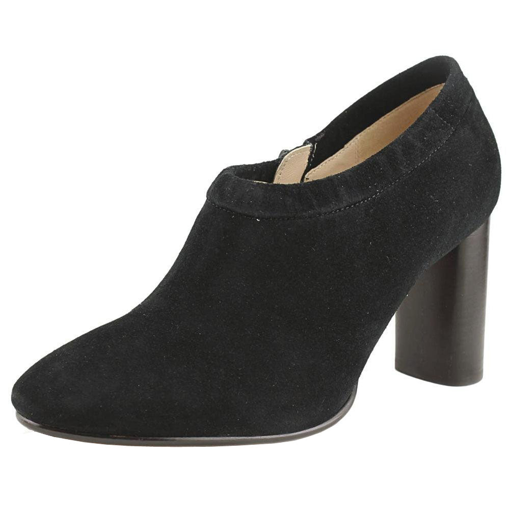 WOMENS GRACE LOLA  BLACK SUEDE