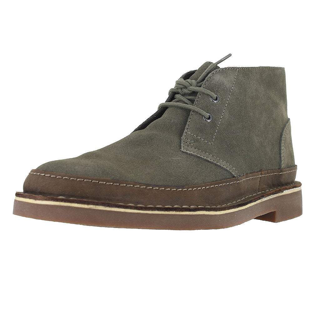 MENS BUSHACRE RAND BOOTS TAUPE SUED