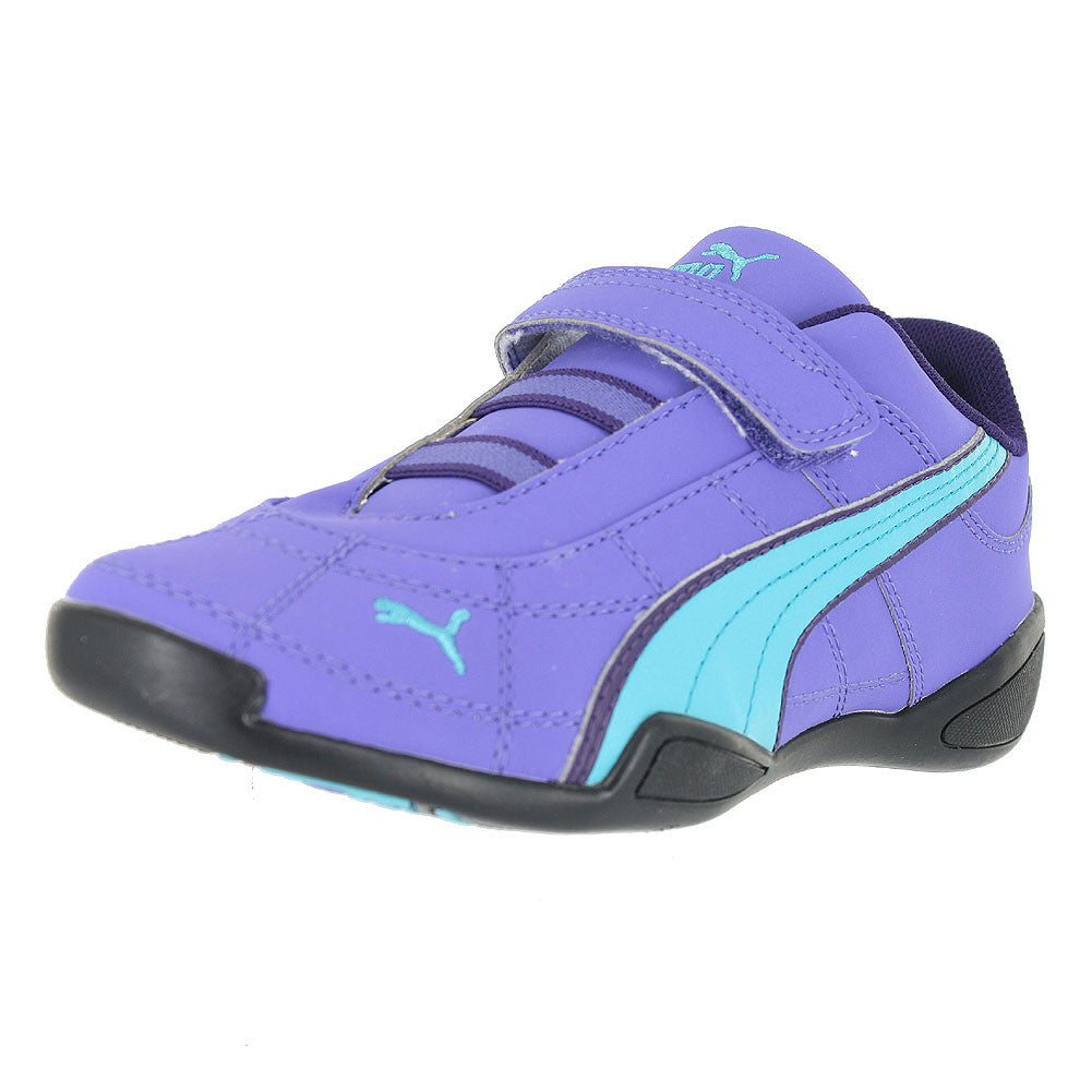 TODDLERS (T) TUNE CAT NUBUCK 2 V PSV BLUE IRIS SCUBA BLUE