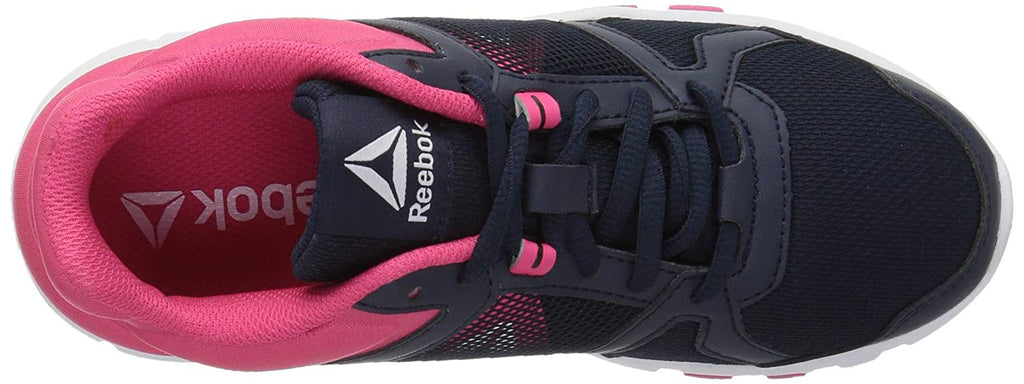 KIDS YOURFLEX TRAIN 10 PS COLLEGE NAVY TWISTED PINK WHT