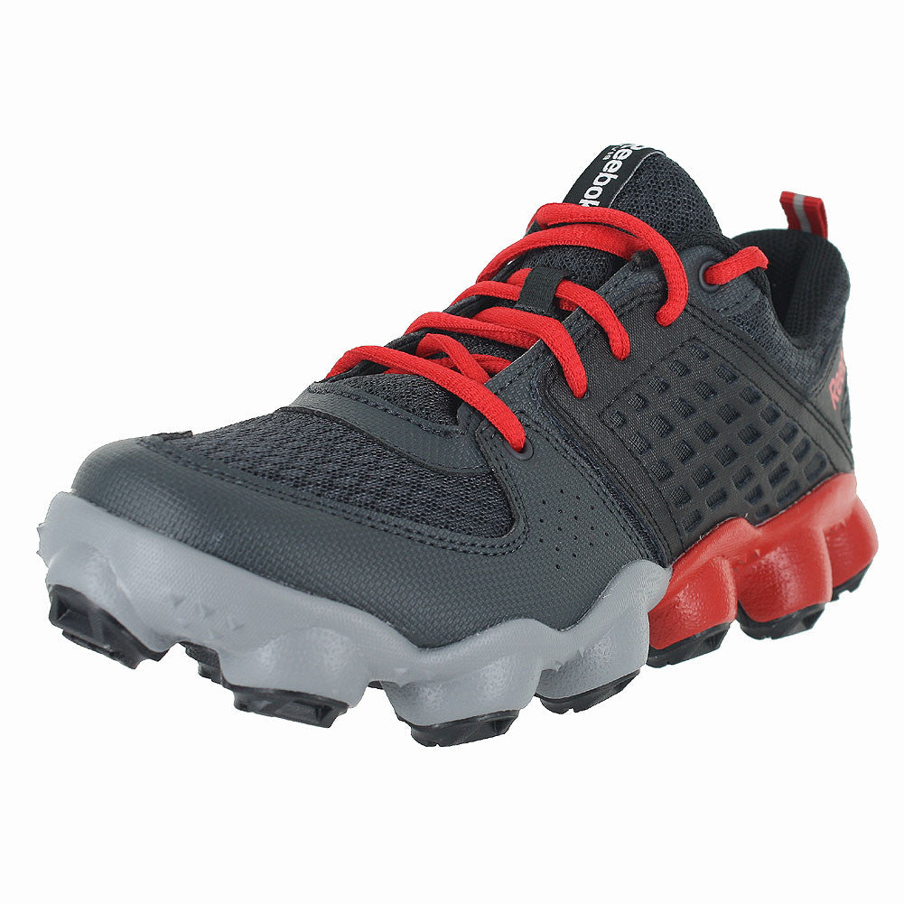 KIDS ATV19 ULTIMATE II (PS) GRAVEL RED GREY BLACK
