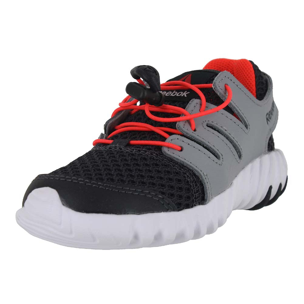 KIDS TWISTFORM 2.0 SS COAL TIN GREY RED
