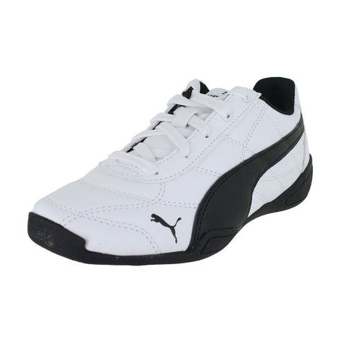 KIDS (K) TUNE CAT 3 PS PUMA WHITE BLACK