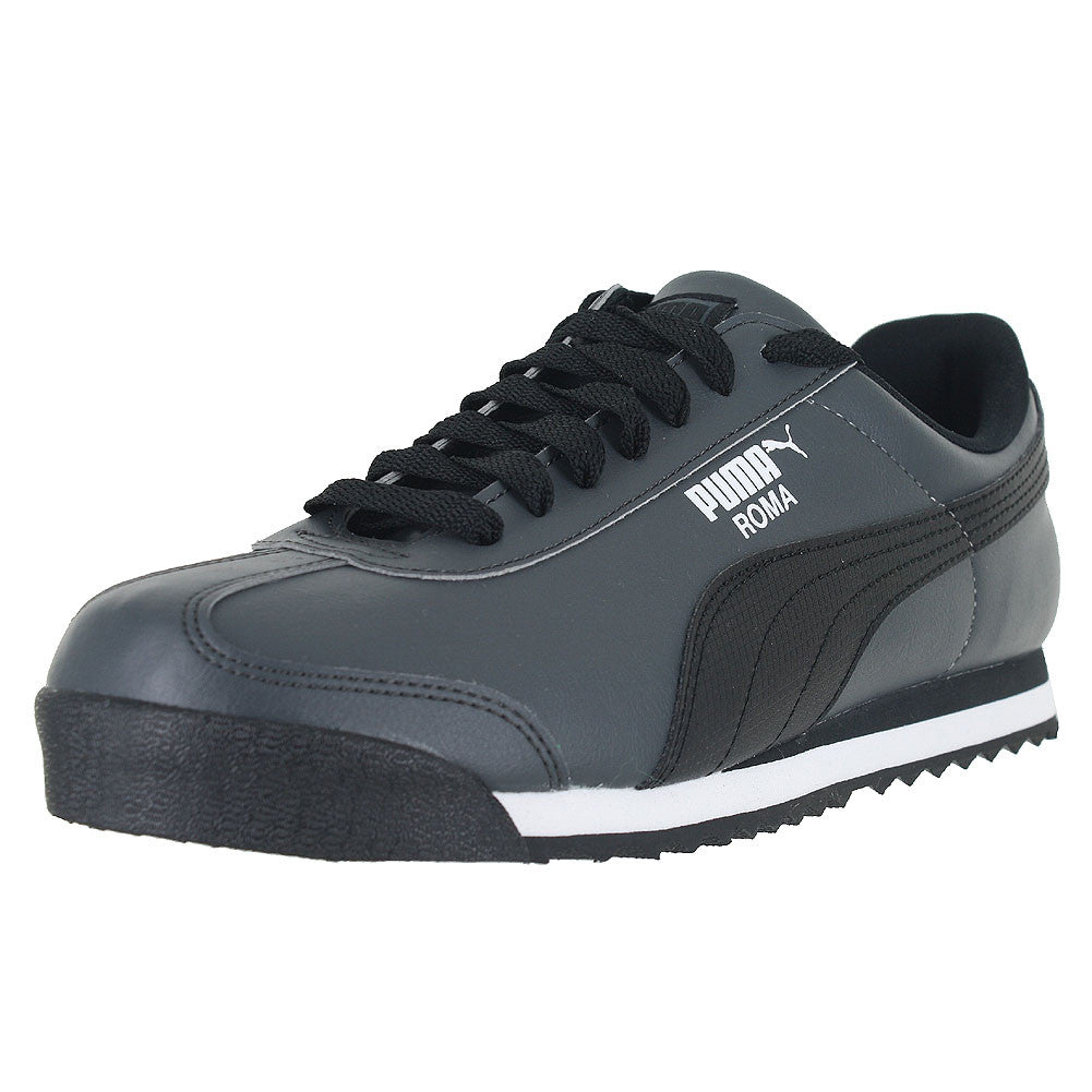 MENS ROMA BASIC FS DARK SHADOW BLACK WHITE