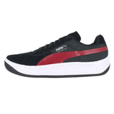 MENS GV SPECIAL QUILTED BLACK RIO RED PUMA S