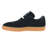 MENS SUEDE WINTER GUM BLACK TEAM GOLD