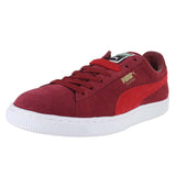 MENS SUEDE CLASSIC +	 RIO RED HIGH RISK RED