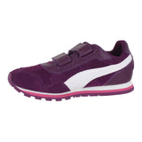KIDS ST RUNNER SD V PS DARK PURPLE MARSHMALLOW