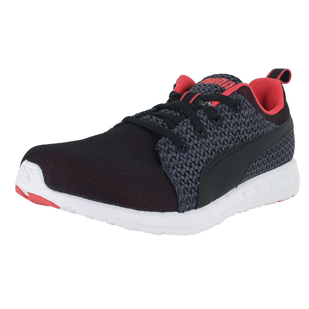 WOMENS CARSON RUNNER KNIT WNS CAYENNE BLACK