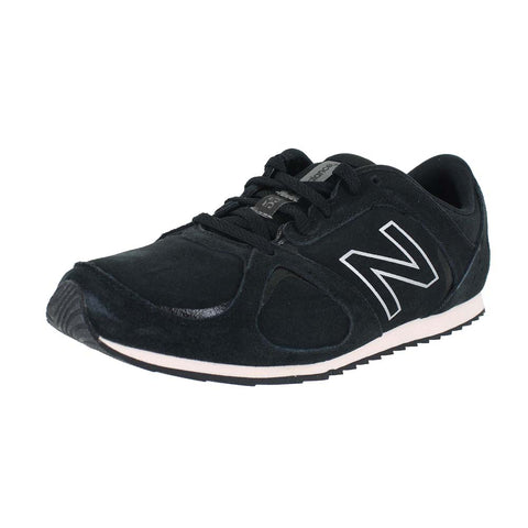 WOMENS WL555BK D WIDE  BLACK BLACK