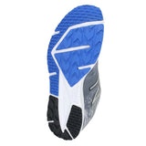 MENS MENS FLASH M RUNNING GUNMETAL BLACK ELECTRIC BLUE