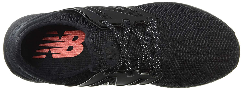 MENS FRESH FOAM CRUZ V2 BLACK BLACK