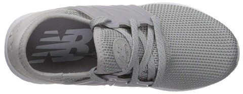 WOMENS FRESH FOAM CRUZ V2 RAIN CLOUD WHITE