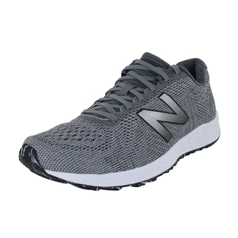 MENS ARISHI FRESH FOAM 4E SILVER MINK GUNMETAL