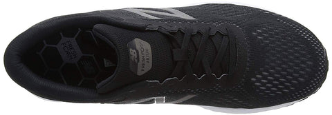 MENS ARISHI V2 FRESH FOAM BLACK GUNMETAL