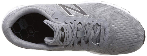MENS ARISHI V2 FRESH FOAM GREY SILVER