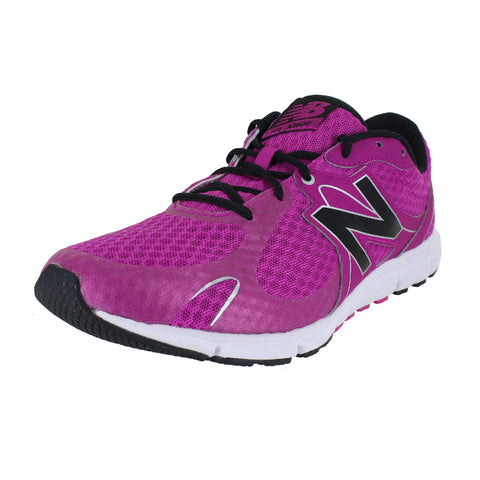 WOMENS W630RB5 B MEDIUM PINK BLACK