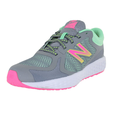 KIDS KJ720GGY GS GREY PINK GREEN