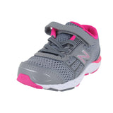 TODDLERS KA680SSI W WIDE GRAY PINK