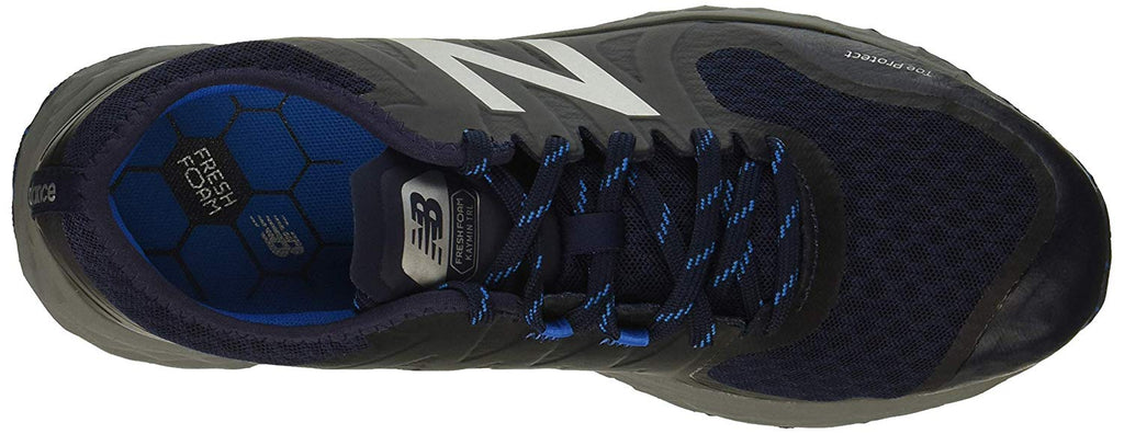 MENS KAYMIN TRAIL FRESH FOAM PIGMENT LASER BLUE