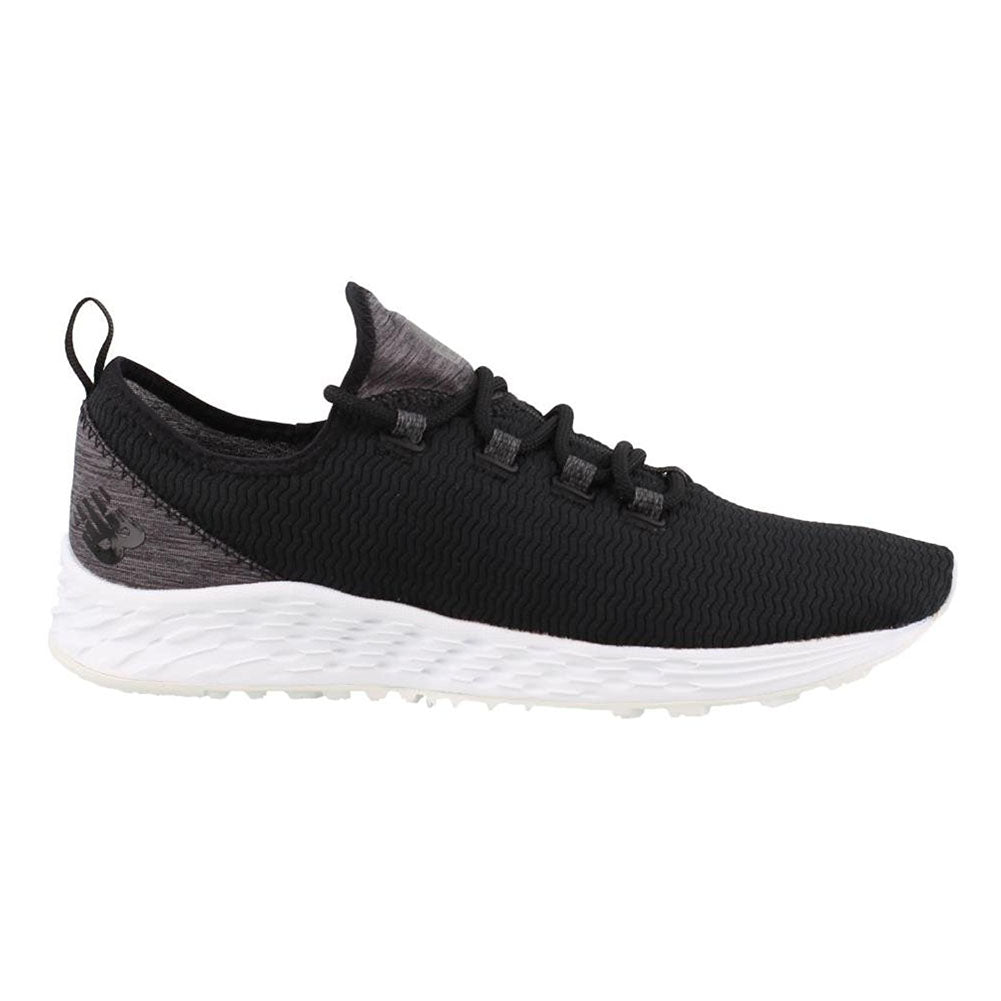 WOMENS WOMENS ARISHI SPORT FRESH FOAM BLACK WHITE