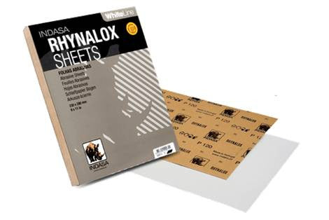 Indasa Rhynalox Sheets- WhiteLine - Stain for Less