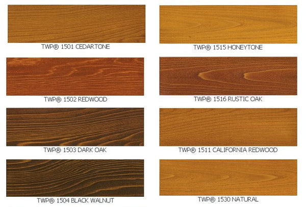 TWP 1500 Series Stain - Stain for Less - 2