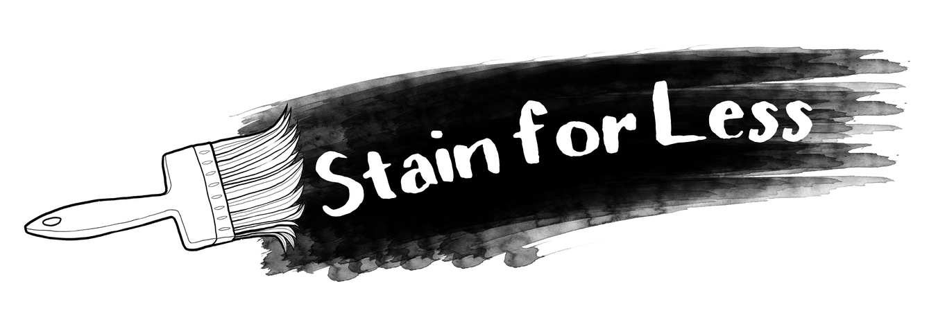 Stain for Less