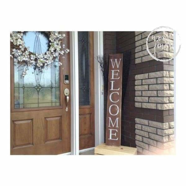 best entryway signs