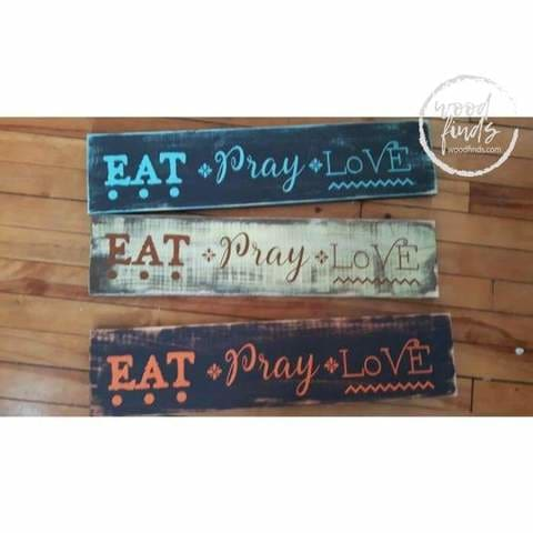 best personalized kitchen wood signs