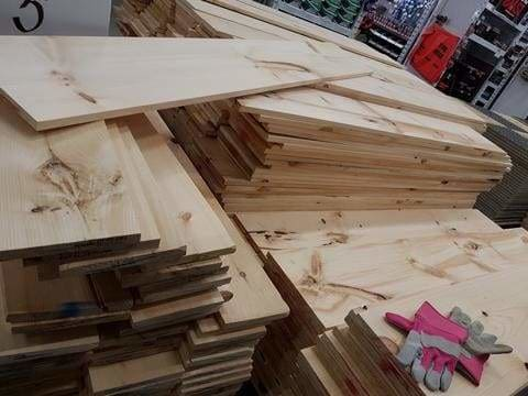 wood for custom signs