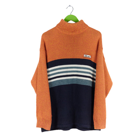 Ellesse 90's polo neck jumper