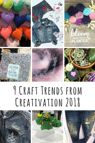 Creativation 2018 Pinterest collage