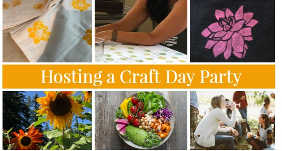 crafty day party