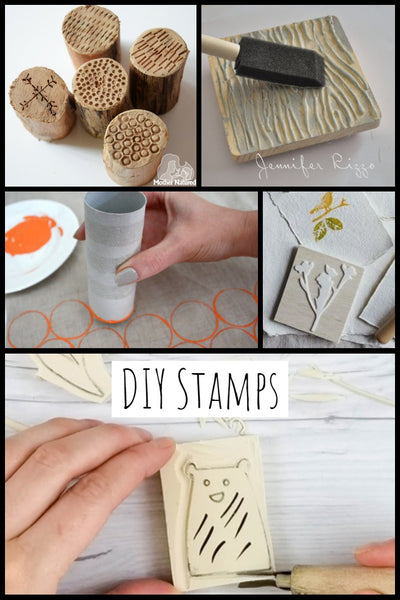 stamp diy round up