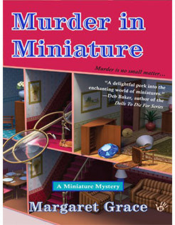 murder in miniature on amazon