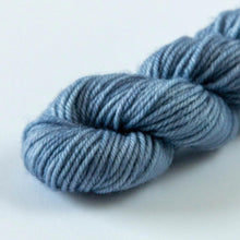 Load image into Gallery viewer, Cornflower Blue Extrafine Merino Sock Yarn Mini Skein