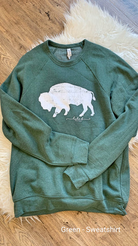 Buffalo Distressed