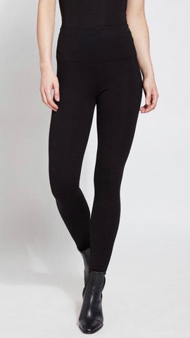 Leggings Center Seam Ponte
