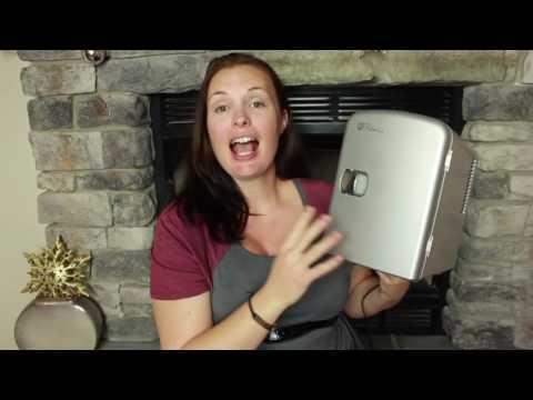 Amber Canaan's Uber Appliance Uber Chill Breast Milk Storage Mini Fridge Review Uber Appliance