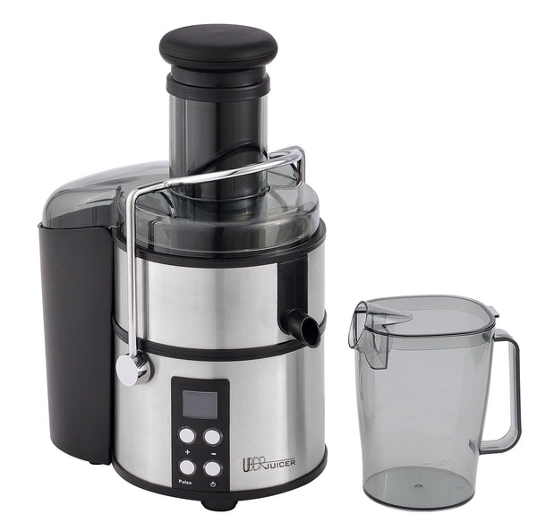 What is the difference between a slow and fast juicer Uber Appliance