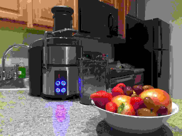 Why the Uber Appliance Uber Juicer is the best Centrifugal Fast Juicer on the market today! Uber Appliance
