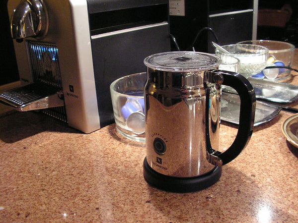 Milk Frother Warmer