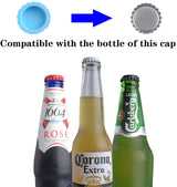 Beer Savers - Silicone rubber bottle caps bottle covers