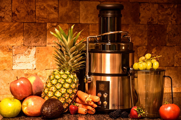 Uber Appliance Uber Juicer UB-CJE the best fast juicer centrifugal juicer machine